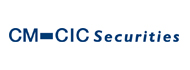Logo CM-CIC Securities