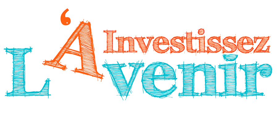 Affiche Investissez l'avenir