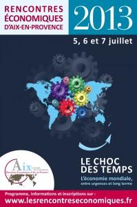 Rencontres économiques d'Aix-en-Provence 2013