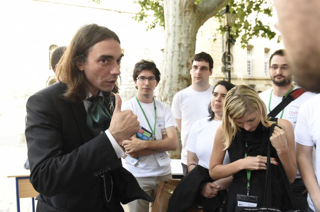 Discussion avec Cédric Villani, médaille Fields 2010