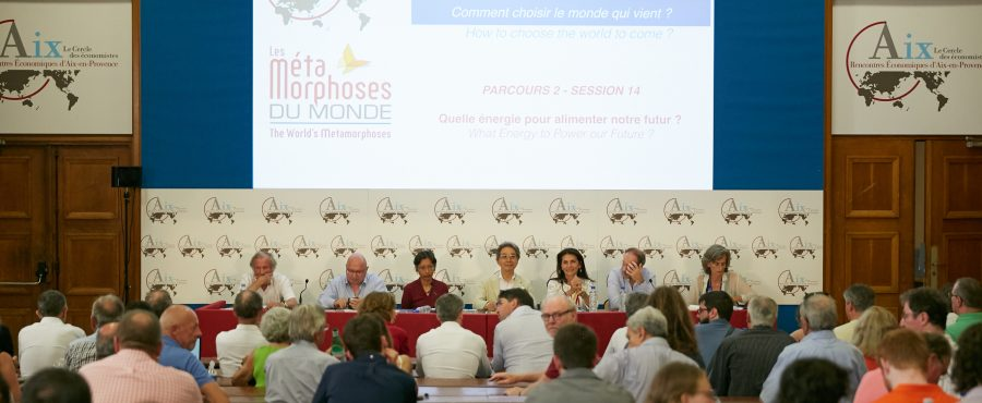 Rencontres Economiques Aix Provence 2010