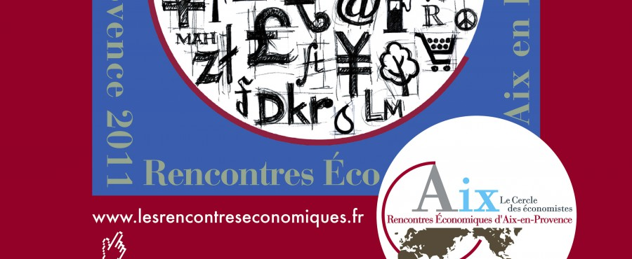 Rencontres economiques d'aix en provence 2018