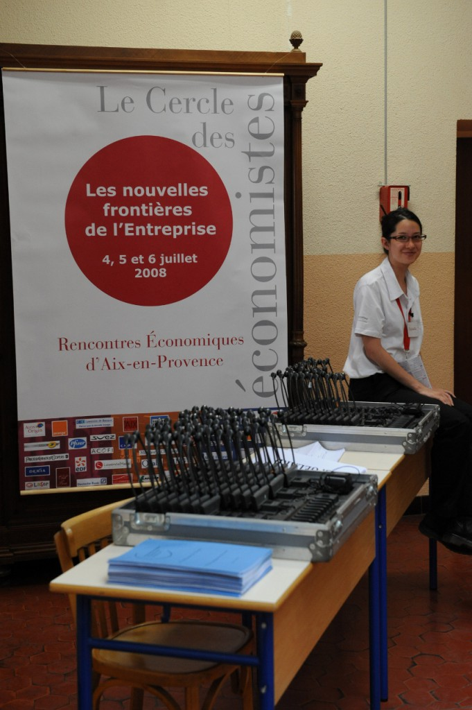 rencontres économiques d aix en provence 2012 Le Cannet