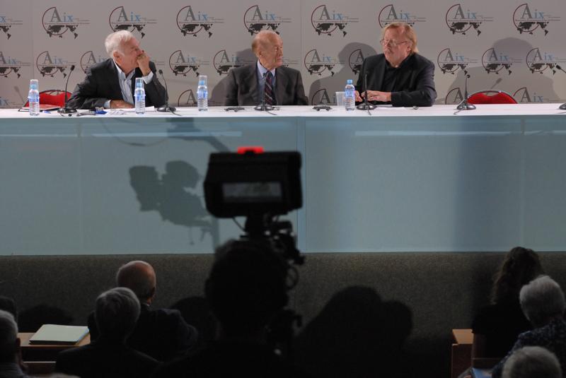 Rencontres d aix 2012