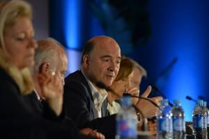 Pierre Moscovici,Ministre de l'économie et des finances