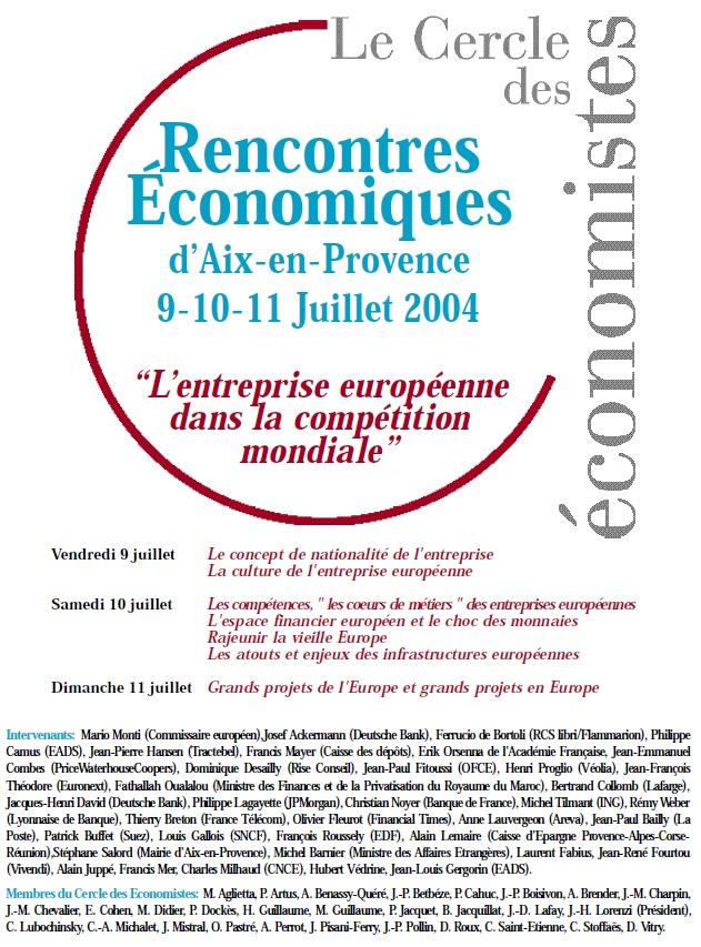 Visuel Affiche Aix 2004